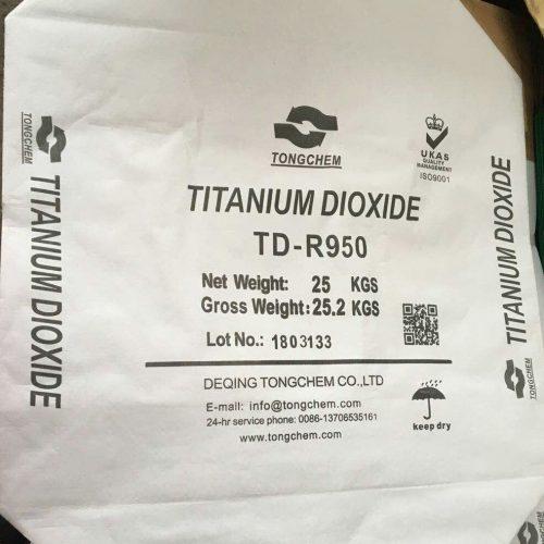 Titanium Dioxide TD R-950
